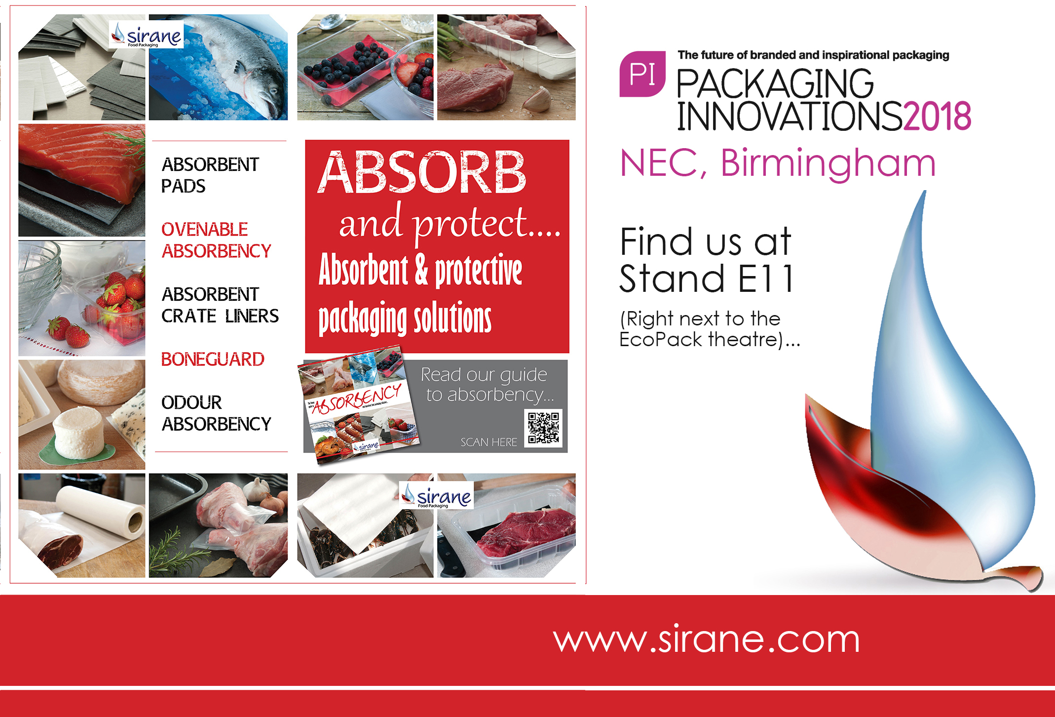 Absorbency and absorbent products - Packaging Innovations