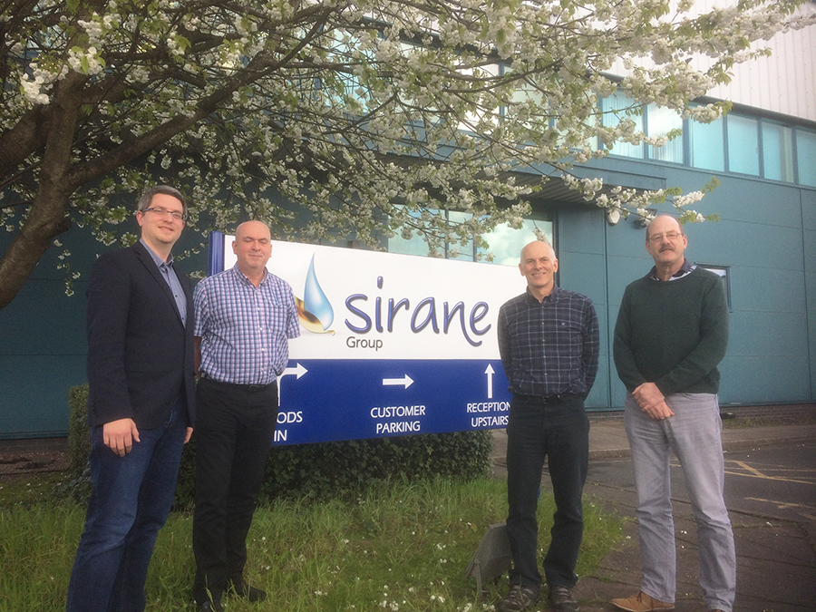Sirane has acquired B&G Products for an undisclosed sum