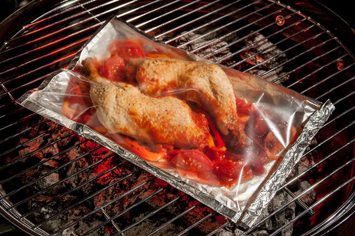 Bags Of Ideas Our Oven Bbq Bag Is A Truly Versatile Retail Cooking Solution