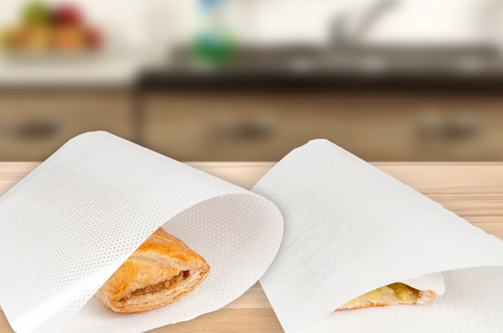 Absorbent deli-Wraps
