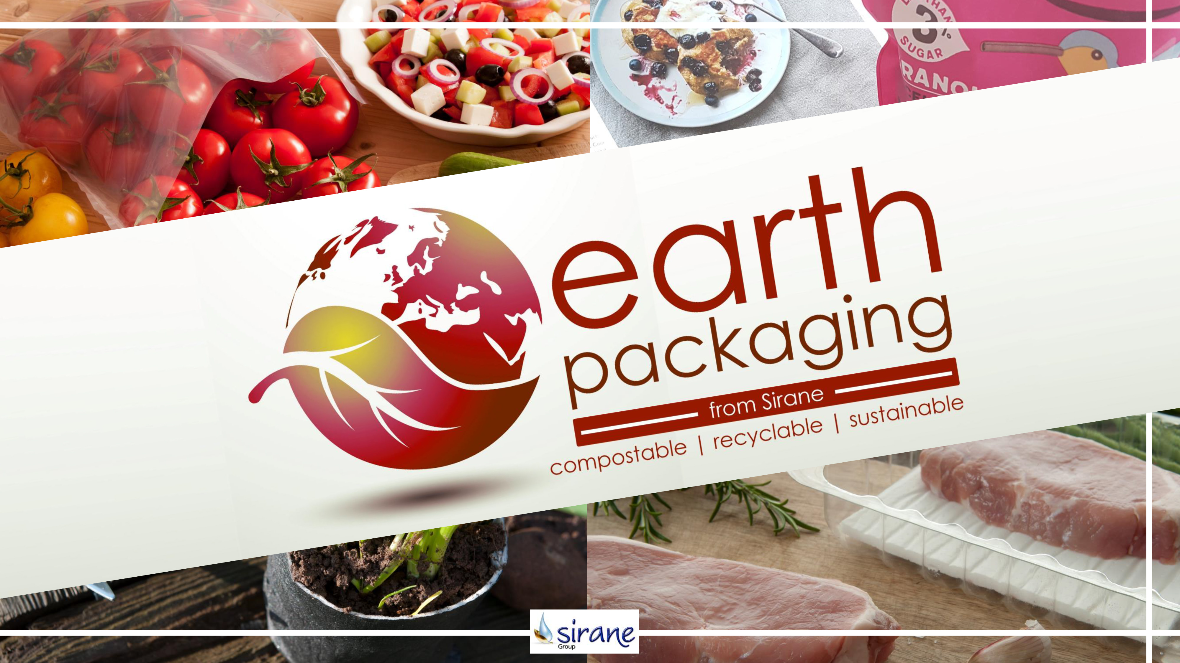 Earth Packaging - Compostable flowers/horticultural