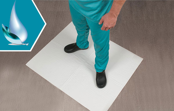 Anti-Slip Absorbent Floor Mats
