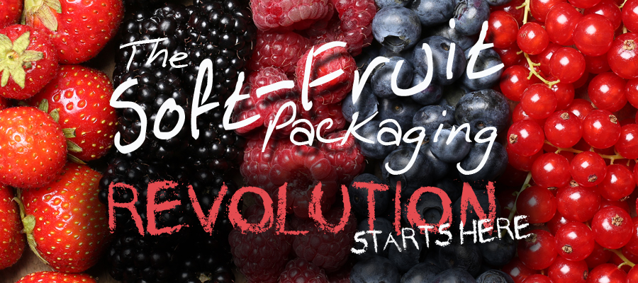The soft-fruit packaging revolution starts here