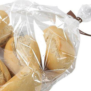 Airline/inflight catering bread bags