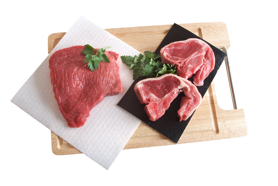 Meat packaging solutions