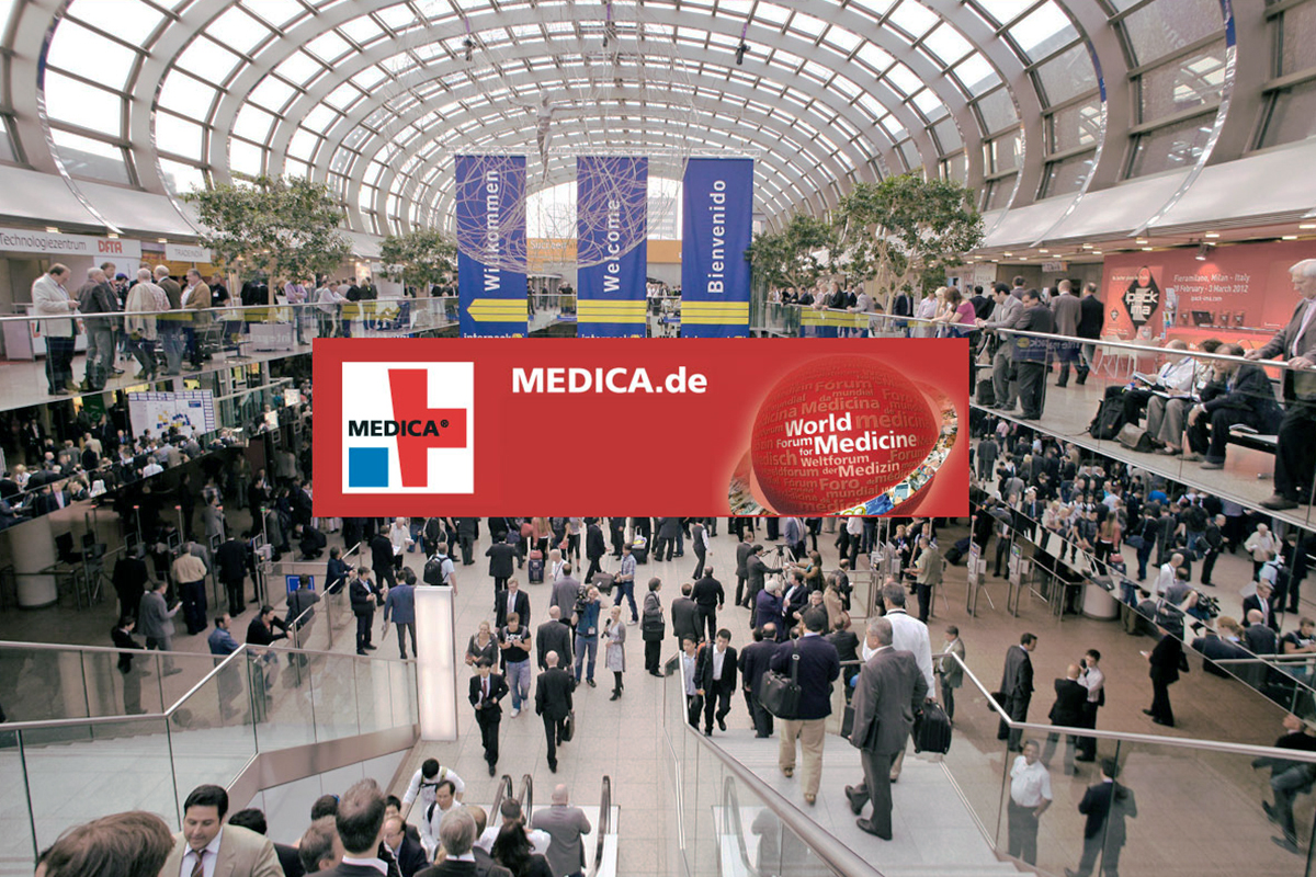 Sirane will be exhibiting at Medica 2019 in Dusseldorf