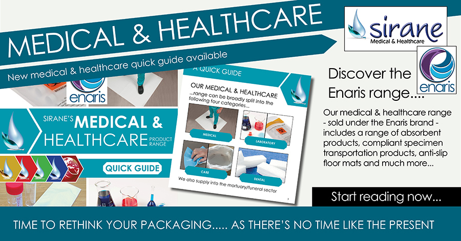 Medical and healthcare products from Sirane / Enaris