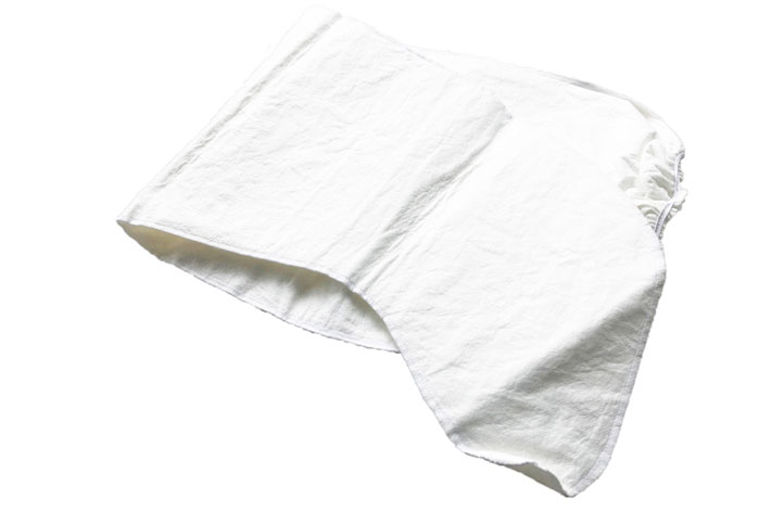 Absorbent stockings for mortuary use
