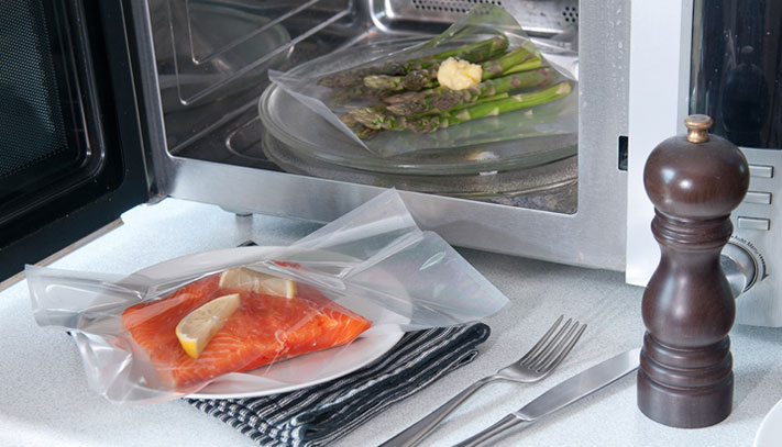 how to cook frozen fish in a convection oven