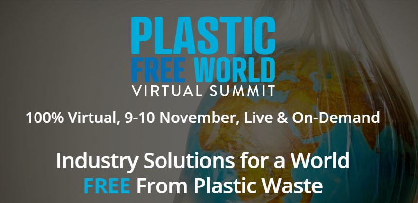 Plastic-Free World -Sirane MD Simon Balderson will deliver a seminar on alternatives to plastic