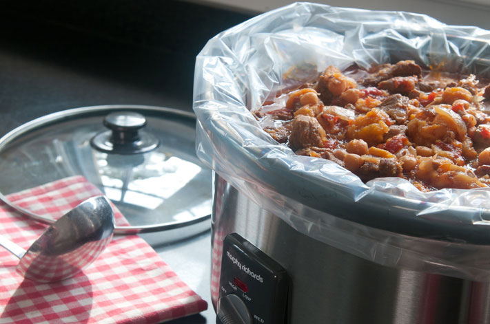 nylon Slow-Cooker Liners