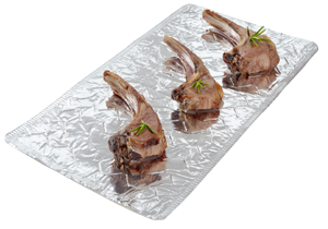Absorbent oven-grill liners