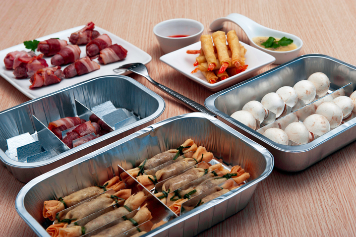 Ovenable divider